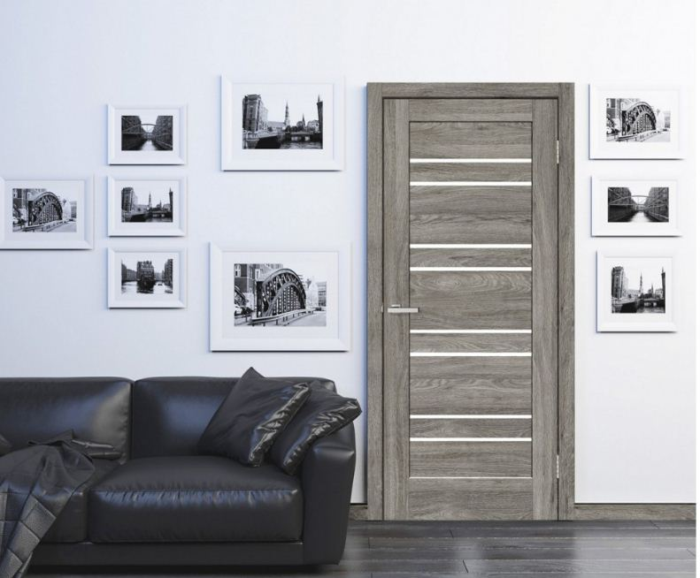 Как подобрать дверь к интерьеру комнаты