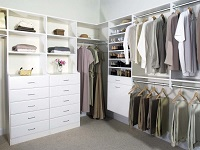 Мебель для гардеробной комнаты для удобства и комфорта