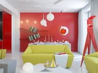 Дизайн маленьких и тесных комнат