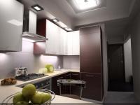 3Dвизуализация мебели в интерьере