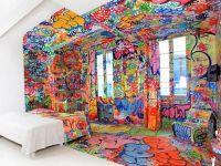 Идеи для необычного интерьера комнаты