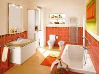 Особенности фотосъемки ванной комнаты