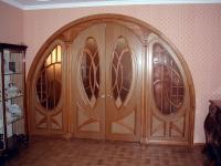 Арочные двери – стиль и комфорт