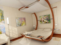 Дизайн комнаты с помощью фотоснимков