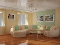Оформление стен квартиры фотографиями