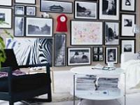 Фотографии как украшение интерьера