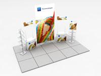 Мобильные стенды для презентаций