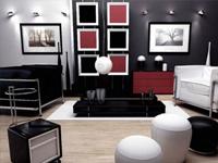 Как разместить фотографии в интерьере помещения