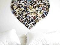 Как украсить стены фотографиями