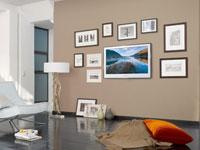 Как с помощью фотоснимков украсить стены