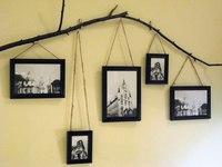 Идеи оформления помещения фотографиями