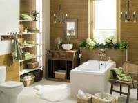 Направления дизайна ванной комнаты в восточном стиле