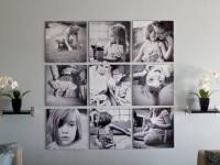Семейные фото изменят ваш интерьер