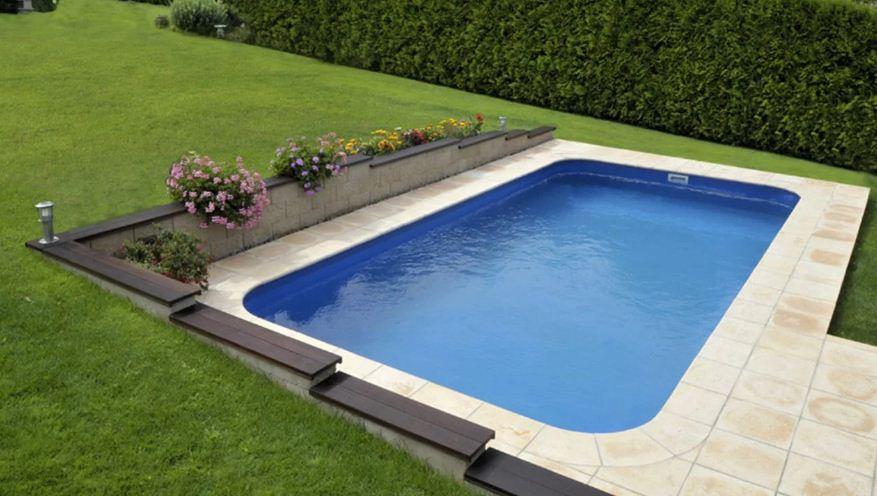 Разновидности бассейнов для установки на даче