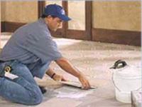 Общий принцип укладки плитки в ванной