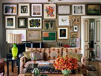 Фотографии в интерьере дома