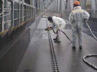 Бесшовная напыляемая гидроизоляция