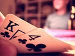 Начало игры в онлайн покер