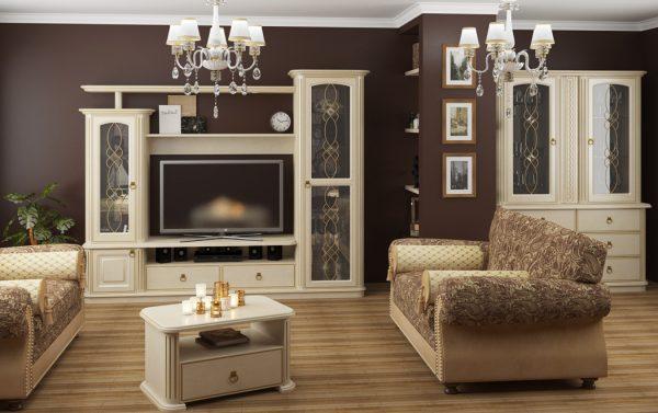 Какую мебель приобрести для гостиной