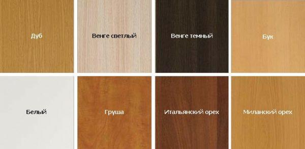 Как изменить цвет межкомнатных дверей
