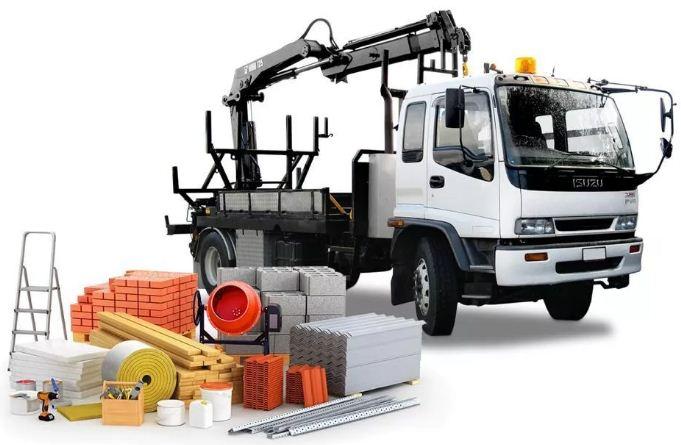 Транспорт в строительстве: виды и особенности применения