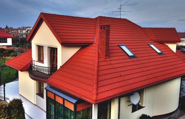 Металлочерепица для крыши, чем она хороша?
