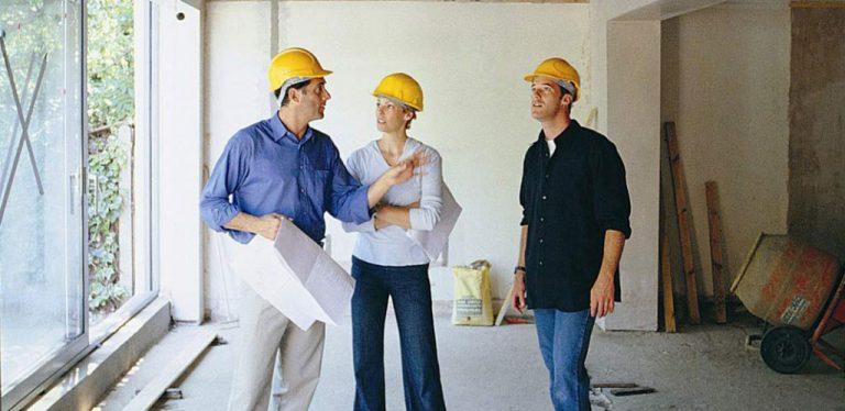 Работа для бригады строителей от частных лиц