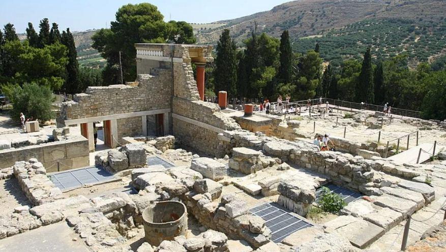 Ученые предполагают - остров Крит располагает