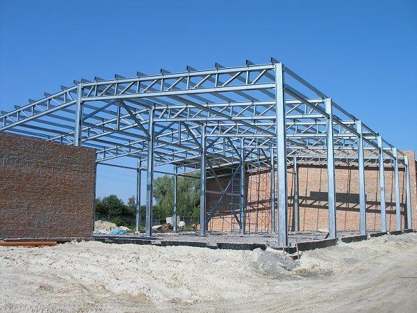 Проектирование конструкций зданий
