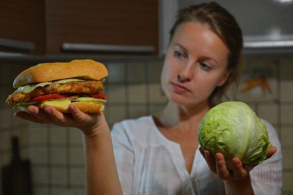 Вегетарианство – виды, проблемы