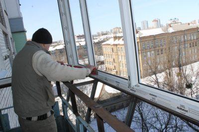 Остекление балкона зимой все о современной фотографии и фото.