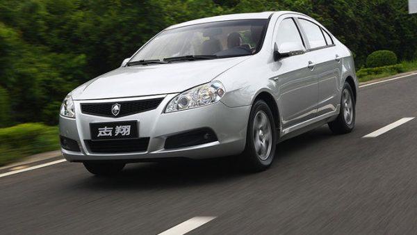 Chana Z-shine и Renault Symbol