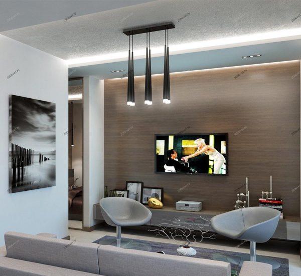 Потолочные светильники в современном дизайне