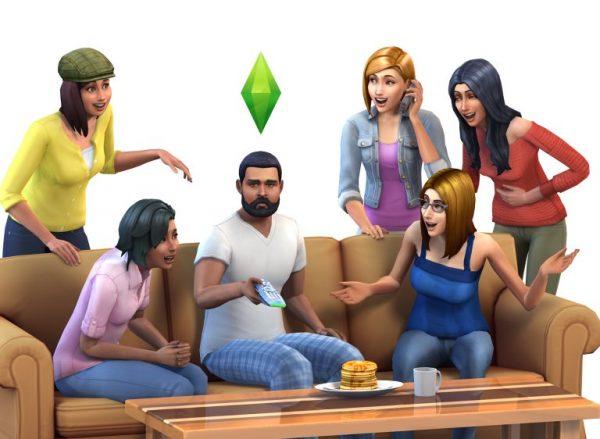 The Sims 4 виртуальный симулятор жизни