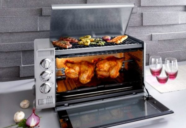 Посуда для пикника и покупка электрического гриля