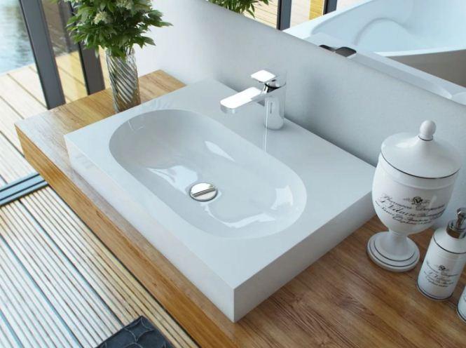 Выбираем умывальники для ванной комнаты