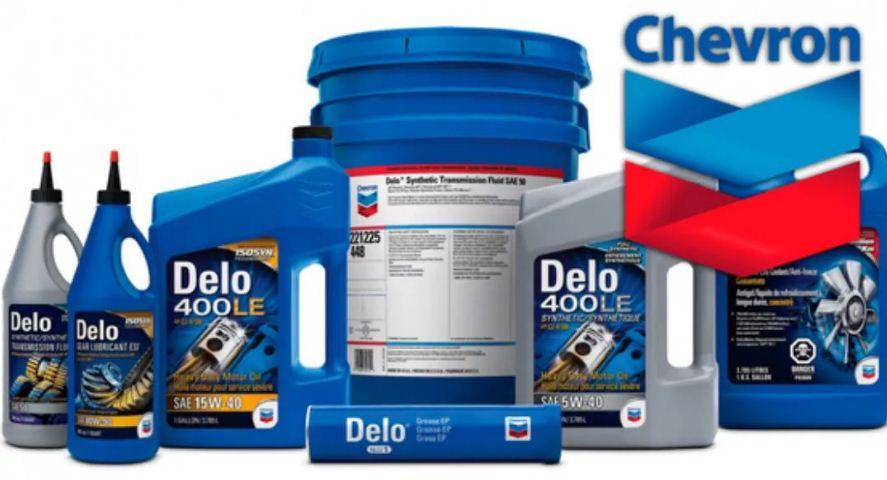 Доступна полусинтетическая продукция от Chevron