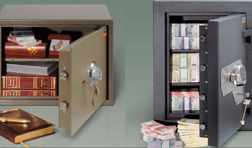 Что необходимо знать о сейфах для дома