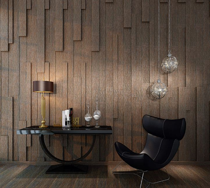 Дизайн декоративных стеновых панелей