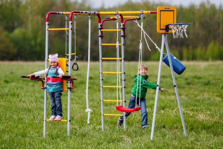 Спортивное и развивающее оборудование для детей