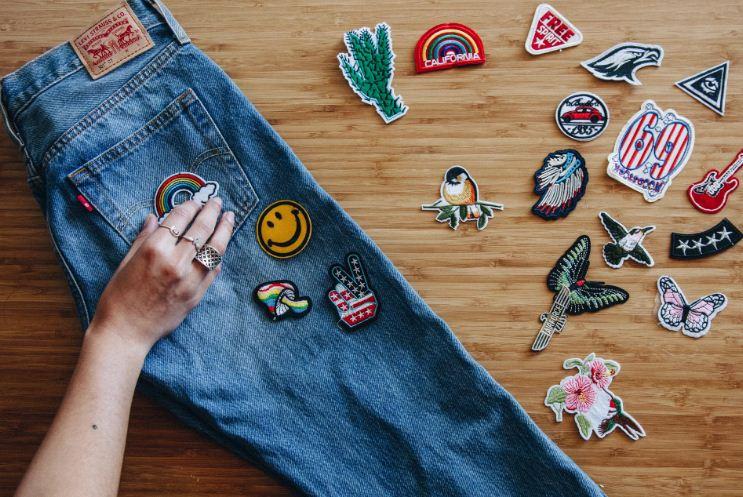 Термонаклейки на одежду – один из способов для того, чтобы обновить гардероб