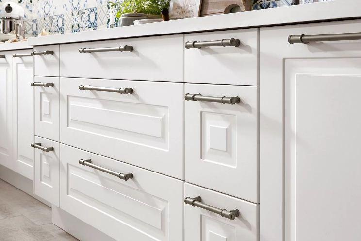 Как выбрать мебельные ручки на кухонный гарнитур