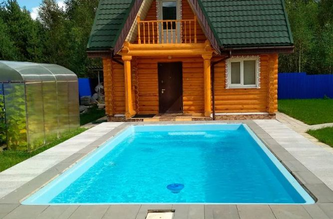 Санитарное состояние бассейнов