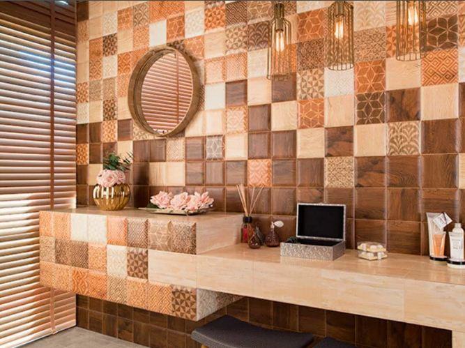 Керамическая плитка - благоустройство вашего дома
