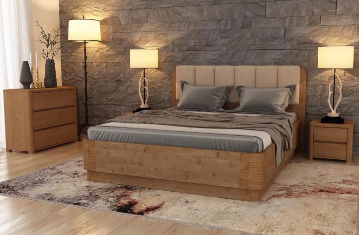 Кровати из дерева