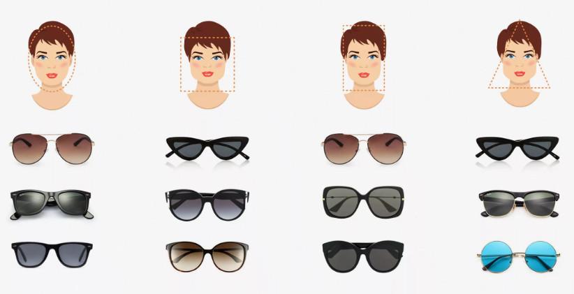 Выбрать солнечные очки